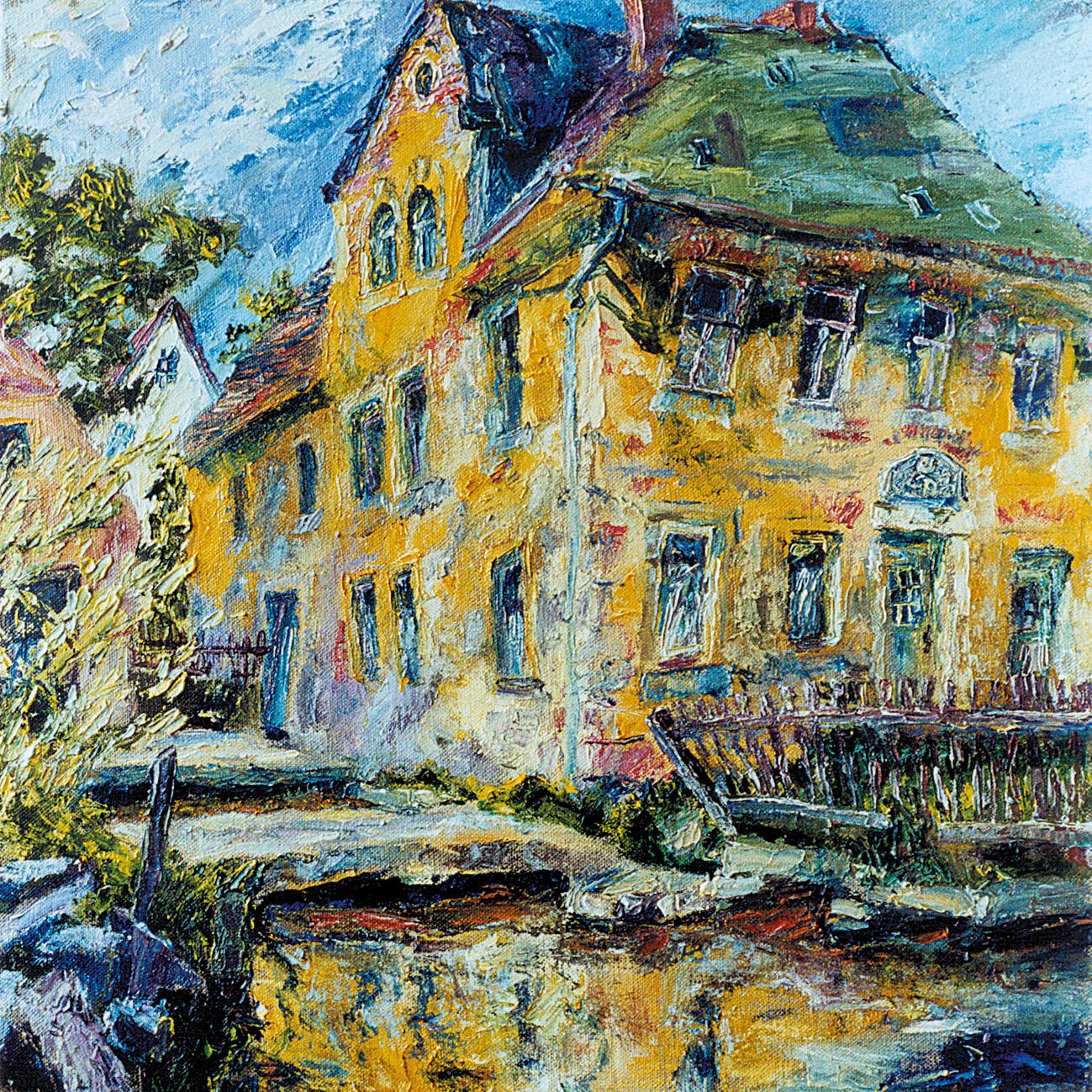 Angelika Böhm-Silberhorn – Wunsiedler Malerei