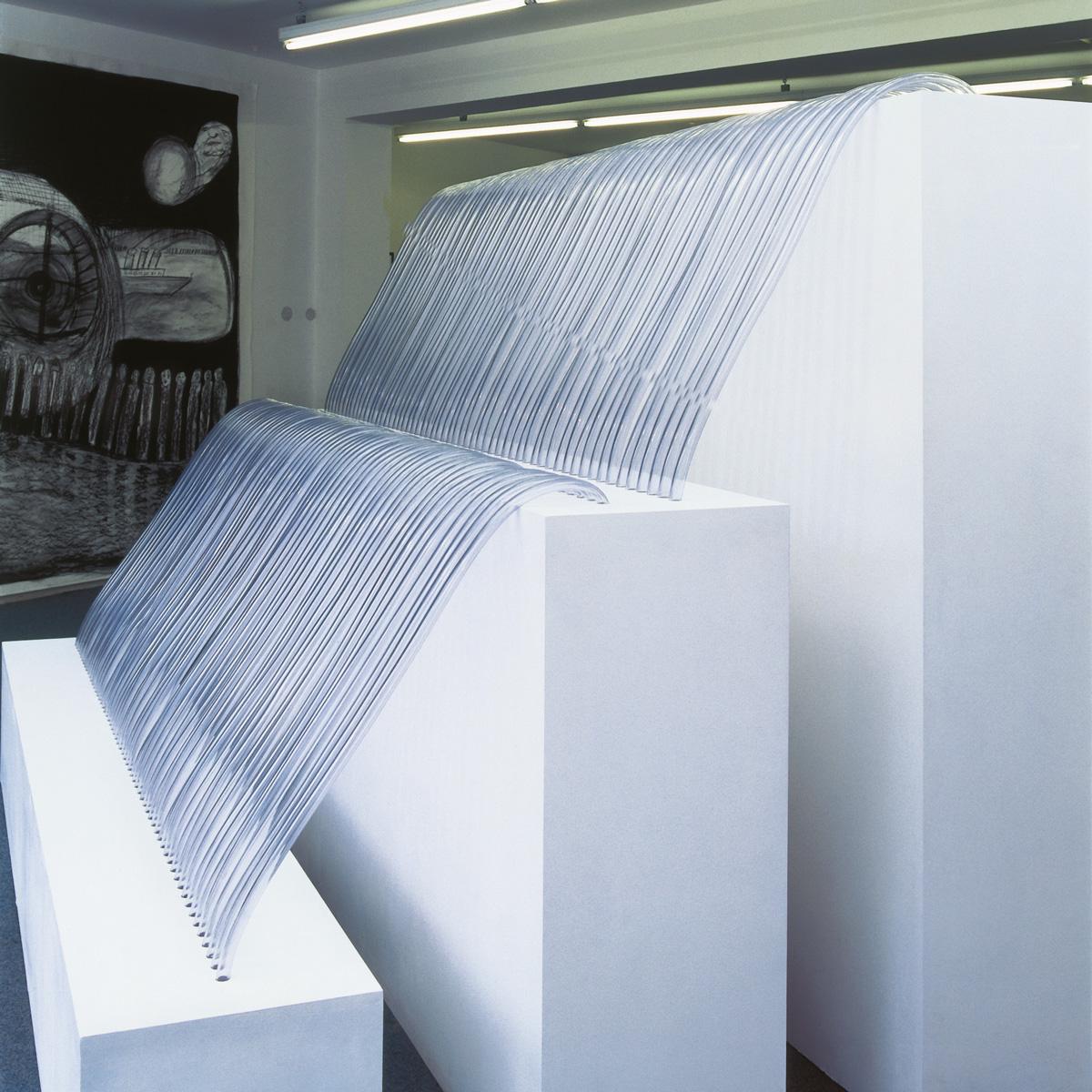 Sandra Hoitz – Wasserfallkonstruktiono